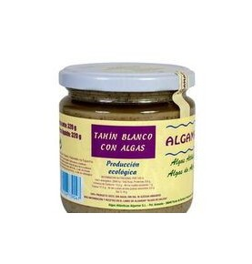 Crema de sésamo y algas bio, Algamar (320g)  de Algamar