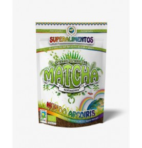 Matcha té Bio, Superalimentos Mundo Arcoiris  de SuperAlimentos Mundo Arcoiris