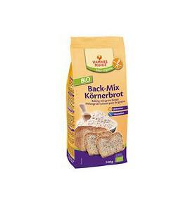 Mezcla harina pan con semillas Sin Gluten Bio, El Granero (500g)  de El Granero Integral