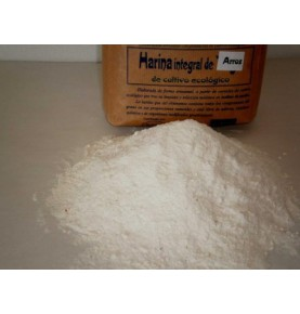 Harina integral de arroz Bio, Rincón del Segura (1kg)  de Rincón del Segura