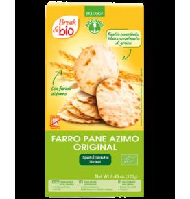 Pan ázimo espelta sin levadura Bio Probios (125g)  de ProBios