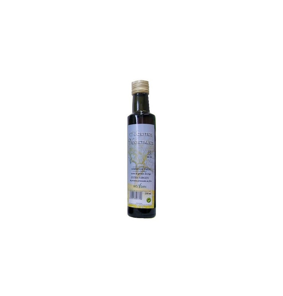 Aceite de germen de trigo Bio Biosan (250 ml)  de BIONSAN, S.C.C.L.