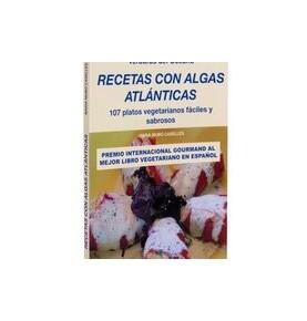 """Recetas con Algas Atlánticas""""""""  de Algamar"""