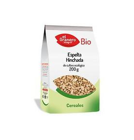 Trigo Espelta hinchada Bio, El Granero Integral (200g)  de El Granero Integral