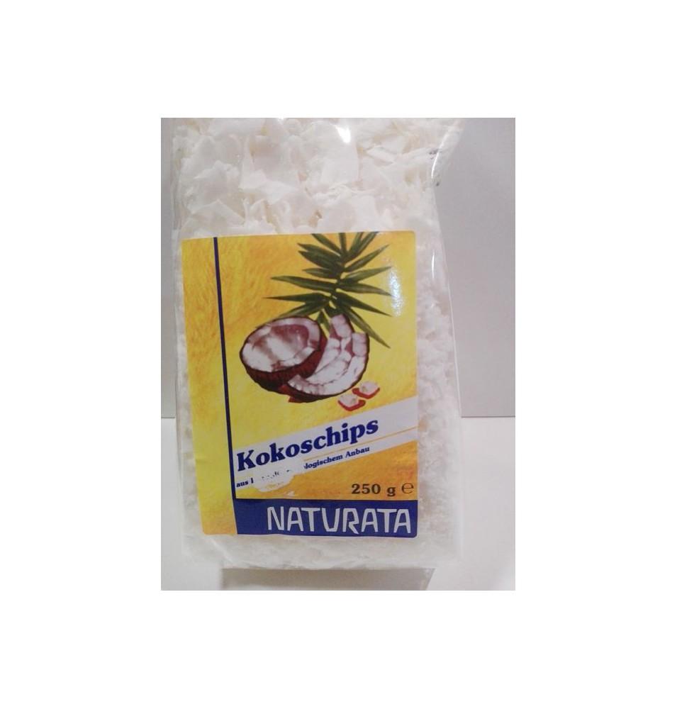 Chips de coco Bio, Naturata (250g)  de Naturata