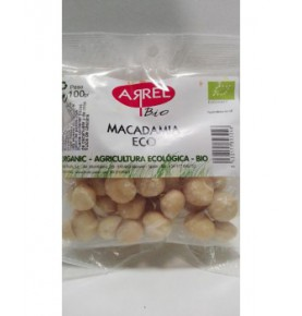 Macadamia Cruda Eco (100 g)  de Paño