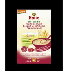 Papilla de muesli Dem, Holle (250 g)  de Holle
