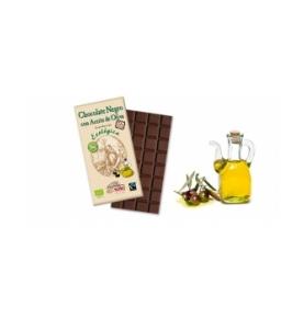 Chocolate negro con aceite de oliva Bio, Solé  de Chocolates Solé