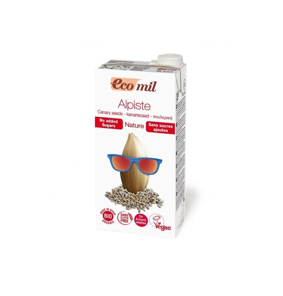 Bebida de Alpiste Natural Bio, Ecomil (1l)  de EcoMil