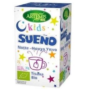 Tisana Sueños Kids Bio, Artemis (20 filtros)  de Artemis Bio
