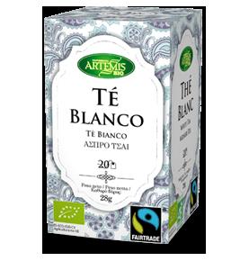 Té Blanco Bio, Artemis (20 bolsitas)  de Artemis Bio