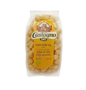Snacks Bolitas de Maíz Bio, Castagno  de Castagno Bruno