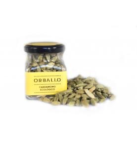 Cardamomo ecológico, Orballo (36g)  de Orballo