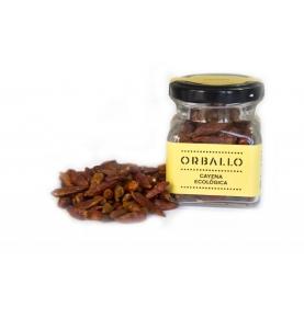 Cayena entera ecológica, Orballo (29g)  de Orballo
