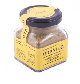 Comino molido ecológico, Orballo (59g)  de Orballo