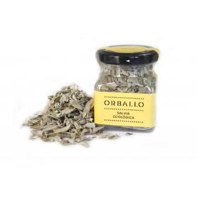 Salvia ecológica, Orballo (15g)  de Orballo