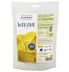 Alga Wakame Bio, Algamar (100g)  de Algamar