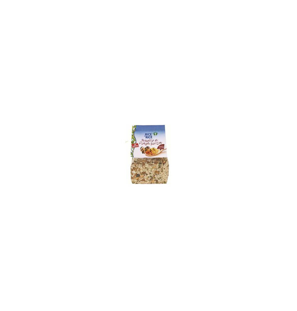 Risotto con boletus Bio, Rice & Rice (250g)  de ProBios