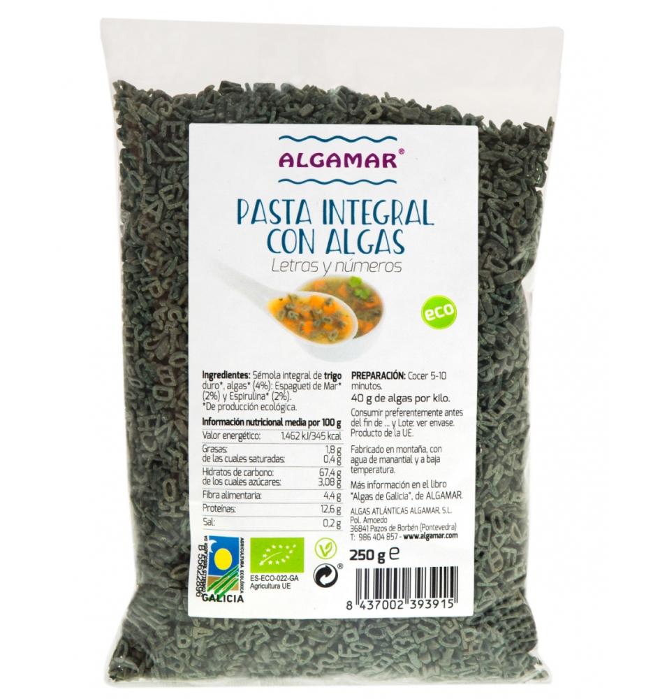 Sopa integral con algas Bio Algamar (250g)  de Algamar