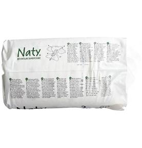 Pañales ECO Naty by Nature Babycare - nº3 (4-9 Kg) 31u  de Naty