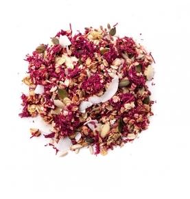Muesli avena s/gluten c/remolacha y jengibre Primrose`s Kitchen (300 g)  de Primrose´s Kitchen