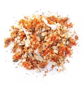 Muesli avena sin gluten con zanahoria y manzana, Primrose`s Kitchen (300g)  de Primrose´s Kitchen