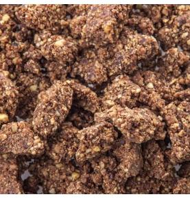 Granola eco sin gluten Cacao y Calabacín Raw, Primrose`s Kitchen (300g)  de Primrose´s Kitchen