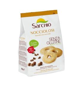 Galletas con avellanas Bio, Sarchio (200g)  de Sarchio